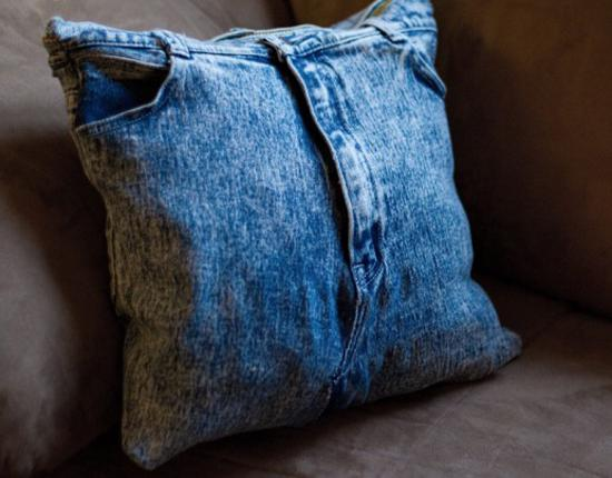 recycle pillow