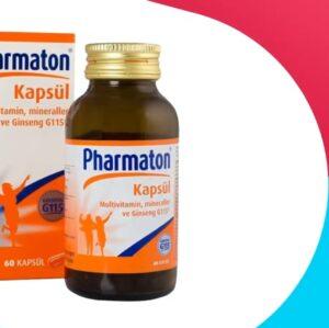 30 Kapsül Pharmaton Kilo Aldırır mı?